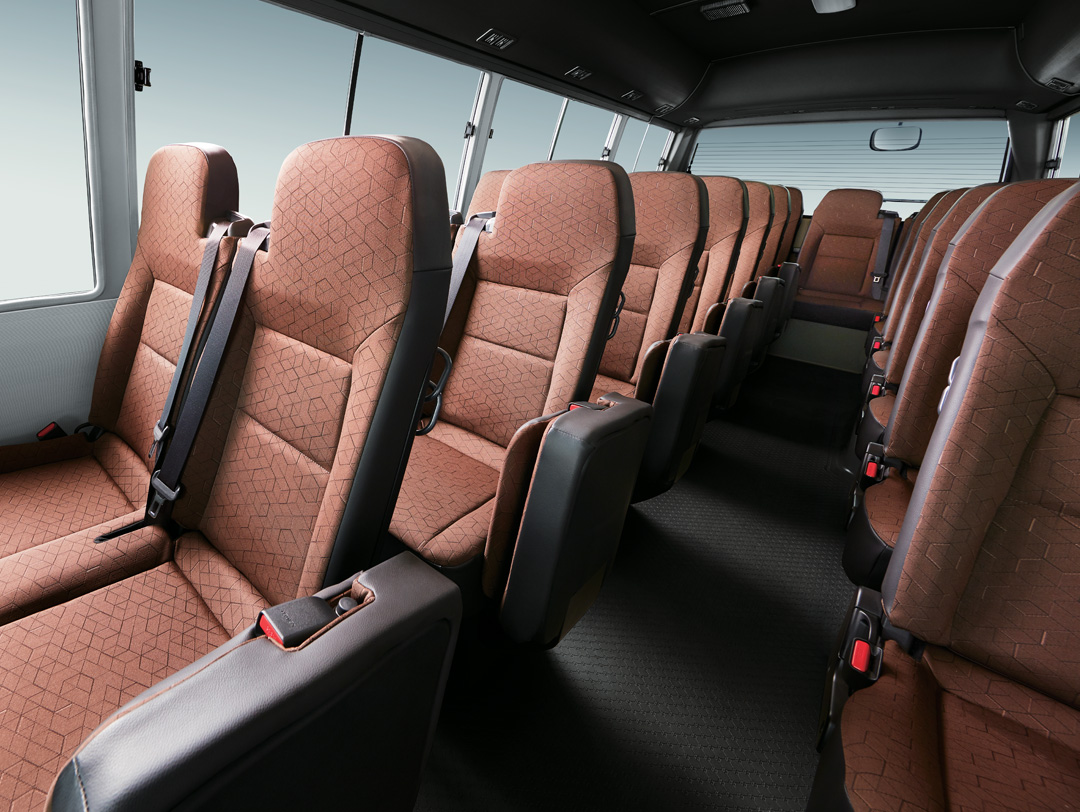 More Safety and Comfort, More Customer Confidence