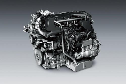 新開発 6S10型エンジン