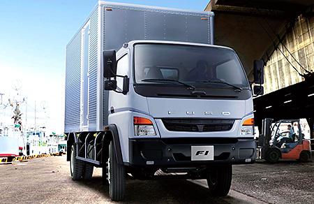 FI light-medium-duty left-hand truck