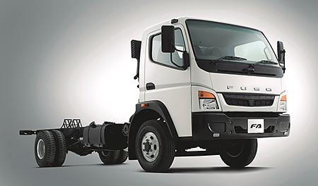FA light-medium-duty truck
